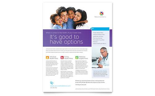 Healthcare Brochure Medical Healthcare Brochure Medical Healthcare - healthcare brochure