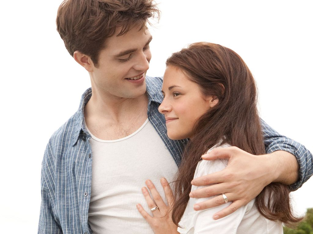 Breaking Dawn Hochzeit Brandneue Breaking Dawn Bilder Von Robsten Promiflash De