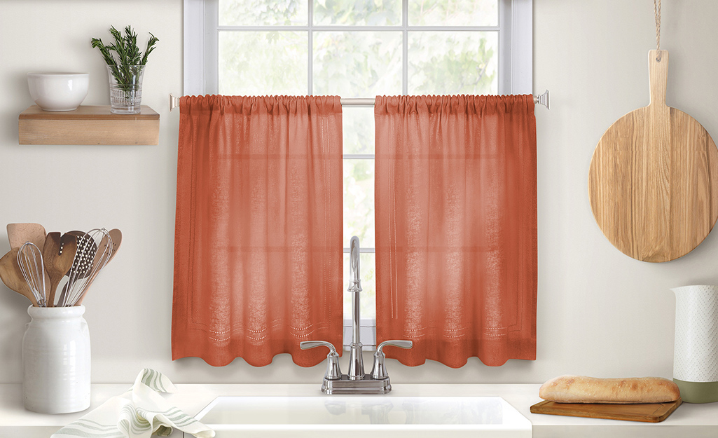 Stol Keuken 20 Curtain Ideas For Your Home - The Home Depot