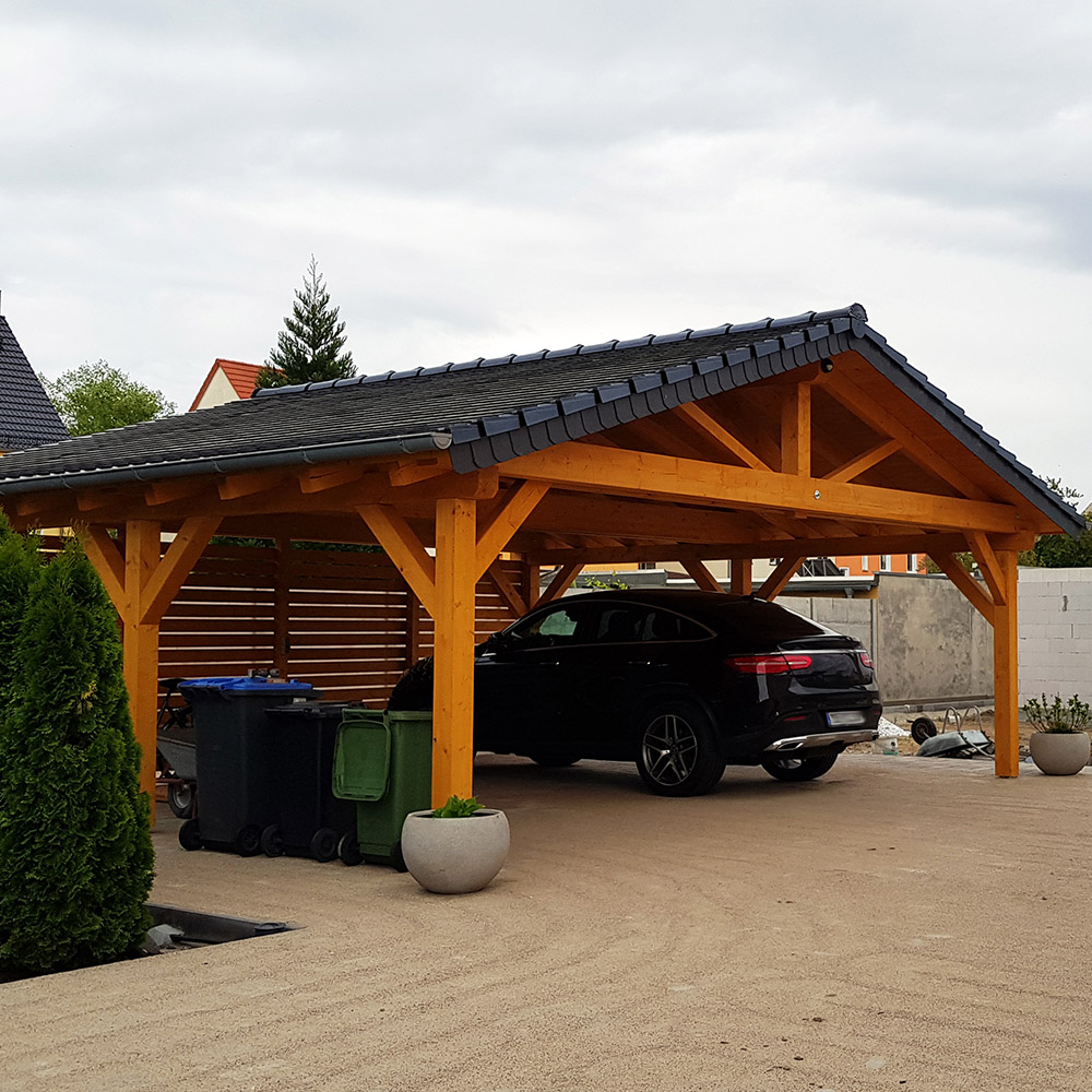 Karpot How To Build A Carport - The Home Depot