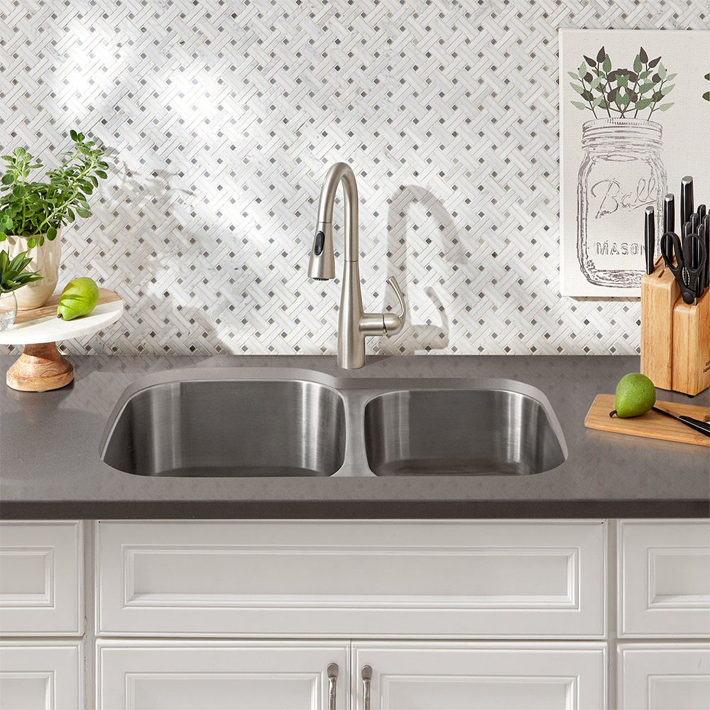 How To Install An Undermount Sink The Home Depot