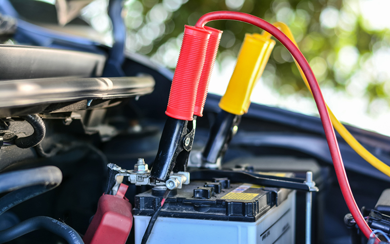 How to Jump-Start a Car - The Home Depot