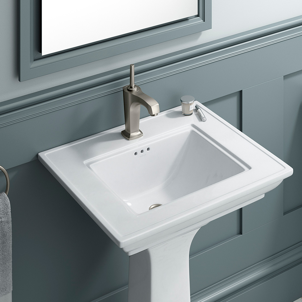 Types Of Bathroom Sinks The Home Depot