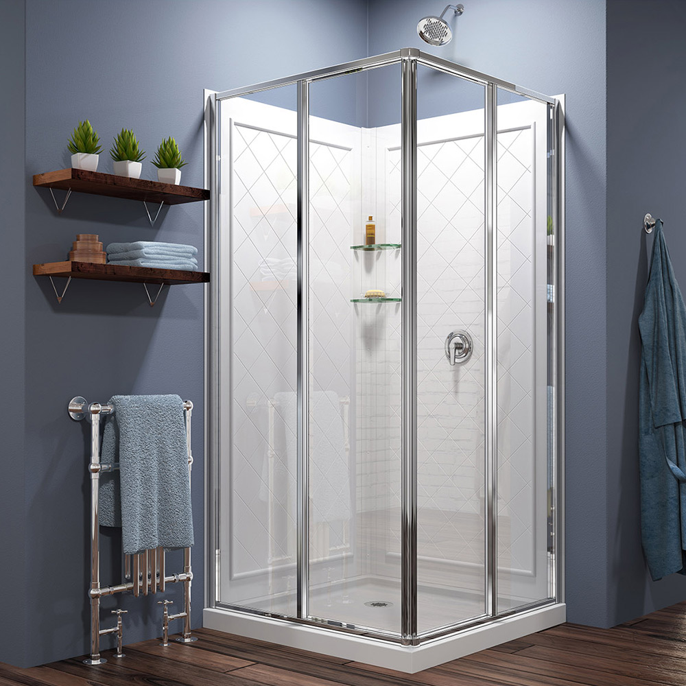 Walk In Shower Ideas The Home Depot