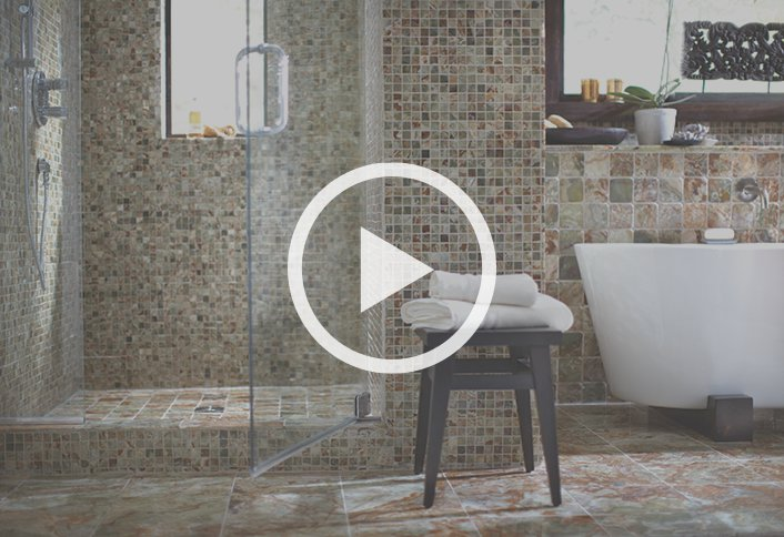 Tile Your Walls And Floors At The Home Depot