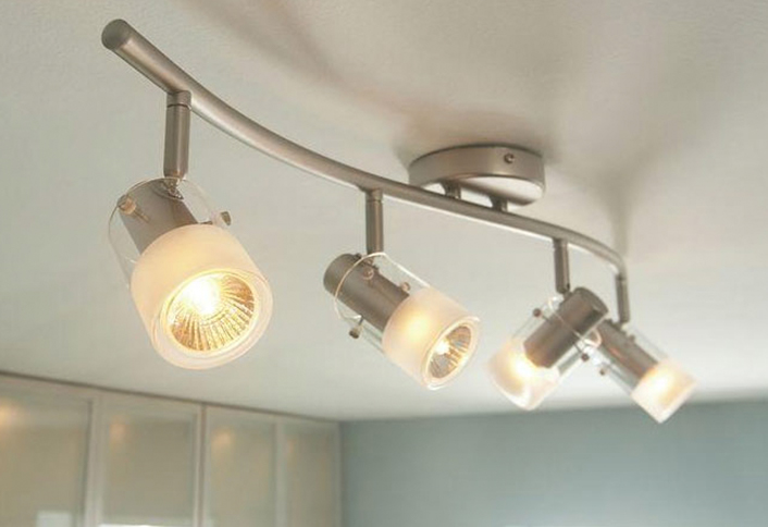 Project Guide Installing Track Lighting At The Home Depot