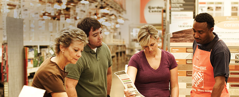 Archived Workshops Step-by-Step Instructions at The Home Depot