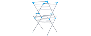 Drying Racks Laundry Room Storage The Home Depot