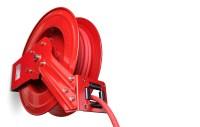 TEKTON 50 ft. x 3/8 in. I.D. Auto Rewind Air Hose Reel ...