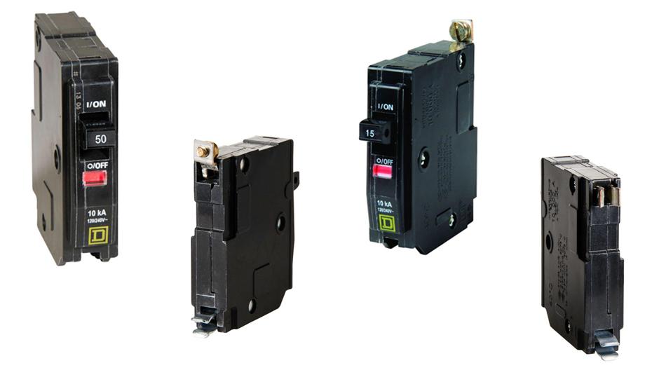 Square D QO 100 Amp 2-Pole Circuit Breaker-QO2100CP - The Home Depot