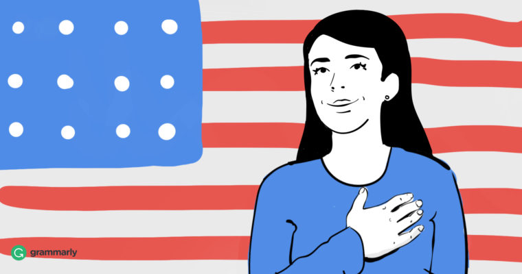 Understanding the American National Anthem for English Language