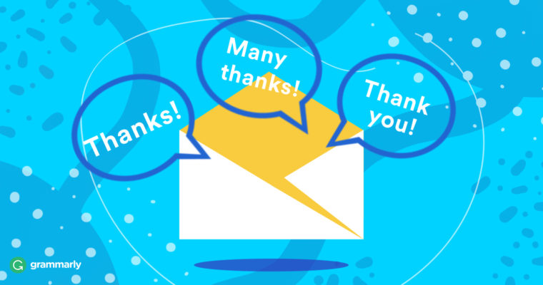 Thank-You Email After an Interview Tips and Examples Grammarly