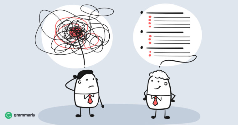 How to Write an Outline 4 Ways to Organize Your Thoughts Grammarly