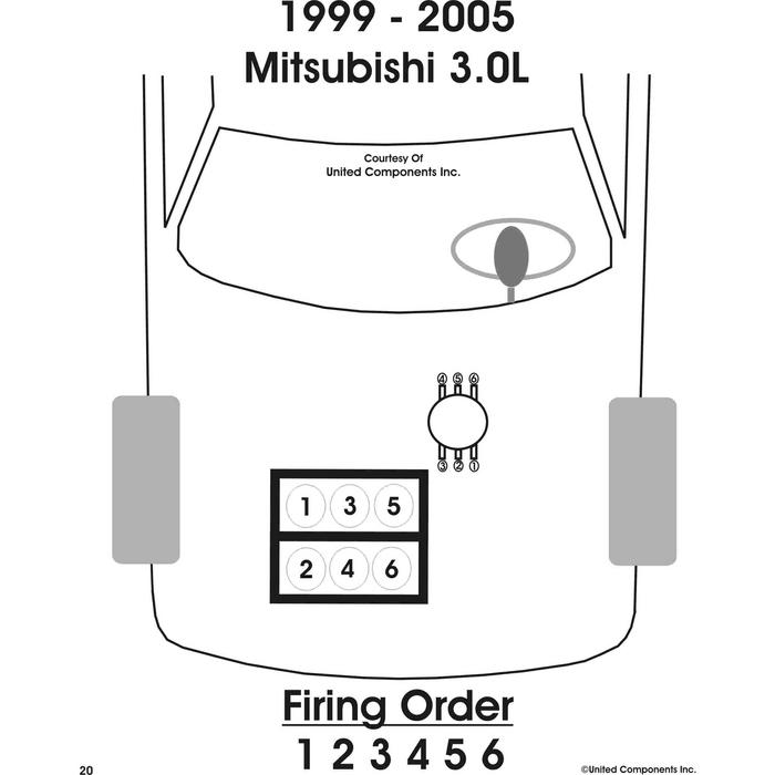 01 mitsubishi diamante engine diagram wiring schematic