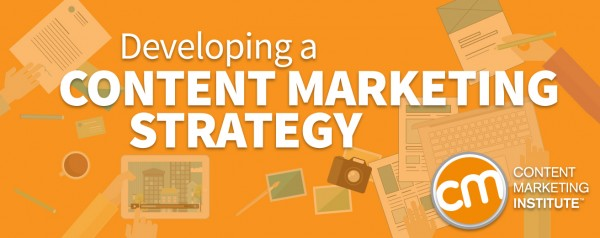 Developing a Content Strategy - making smart marketing plan