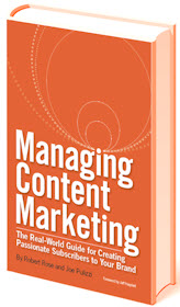 Managing Content Marketing the Book
