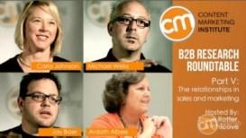 content marketing - mining sales - video