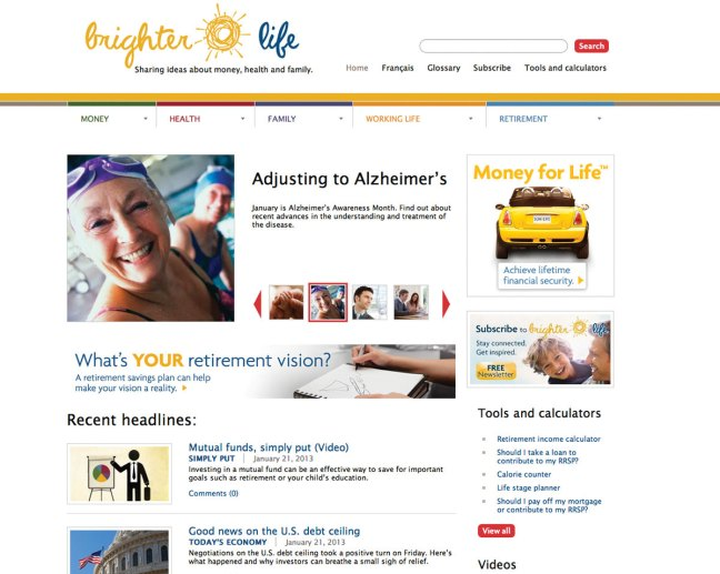 Sun Life Financial-Brighter Life