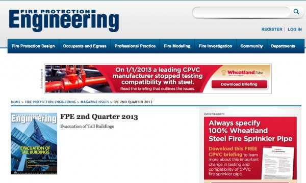 fire protection engineering