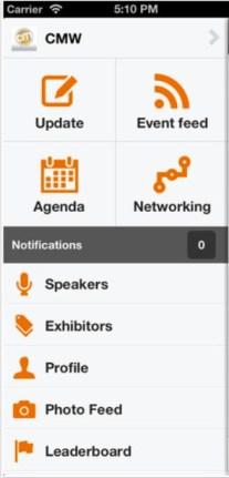 cmw events app