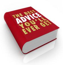 best advice book