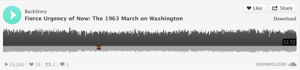 backstory-march on washington