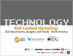 cover image-technology b2b content marketing