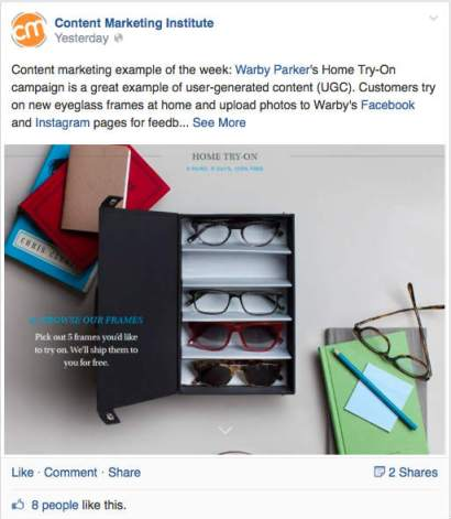 example-eyeglasses-CMI facebook page