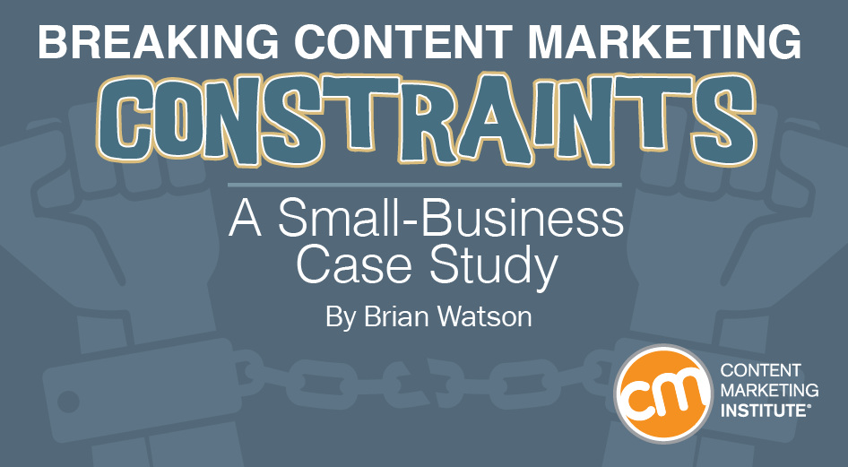 Marketing Case Study Examples Video Creation Service Breaking Content Marketing Constraints – A Small Business