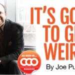 Content Marketing – It's Going to Get Weird