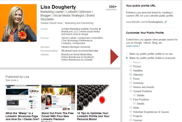 LinkedIn Profile Tips 60+ Ideas for Marketers