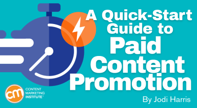 A Quick-Start Guide to Paid Content Promotion
