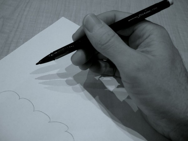 write blog post 15minutes