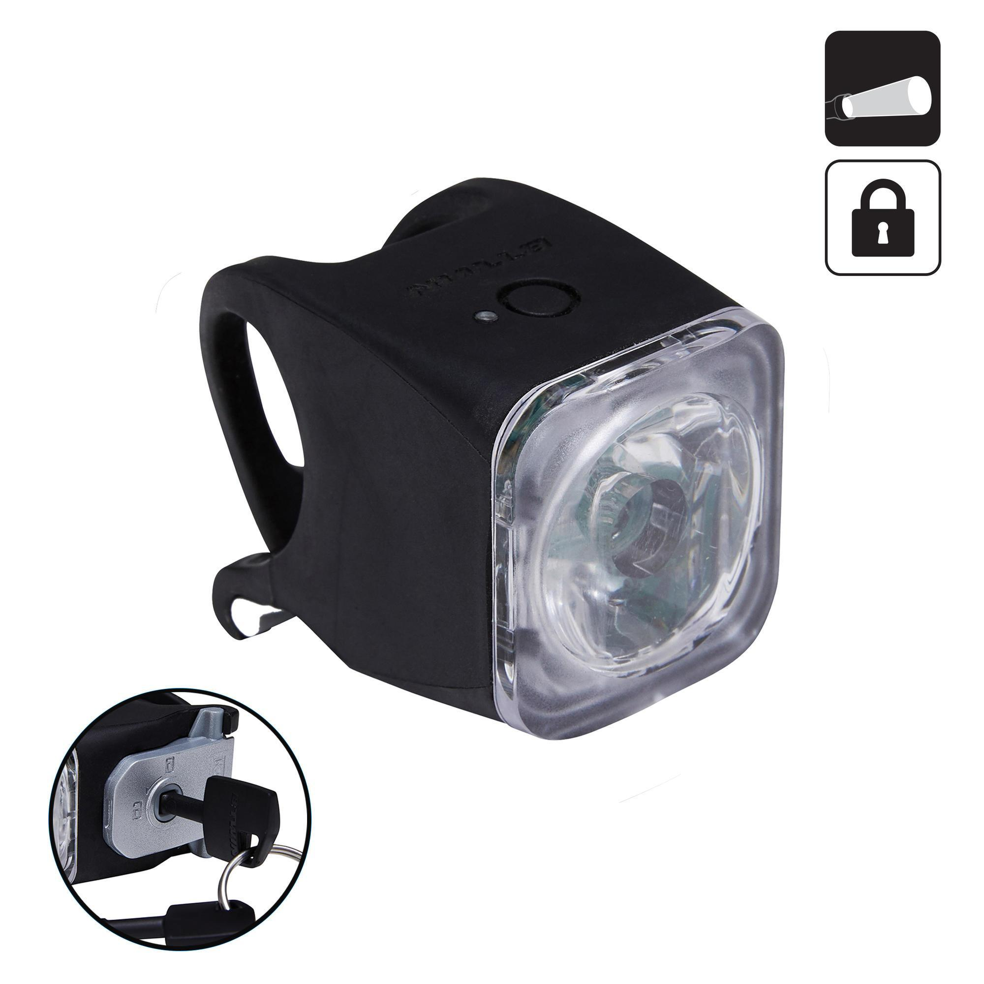 Eclairage Led Velo Eclairage Velo Led Fl 520 Avant Lock Usb