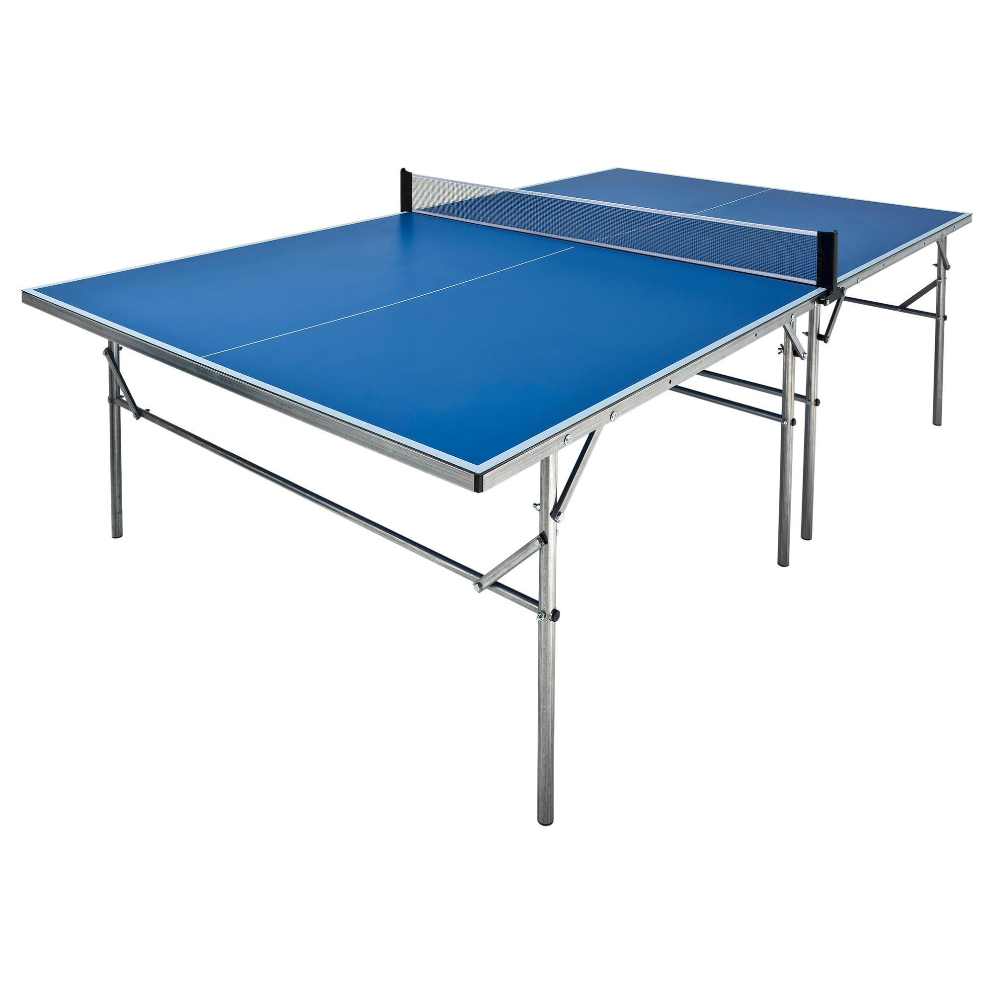 Solde Table De Ping Pong Table Ping Pong Outdoor Ft720 Tennis De Table Artengo