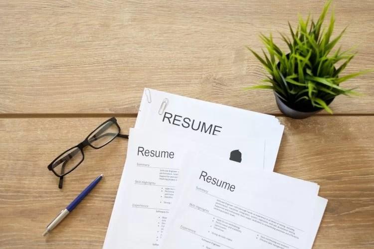 Resume Tips for Freelance Writers
