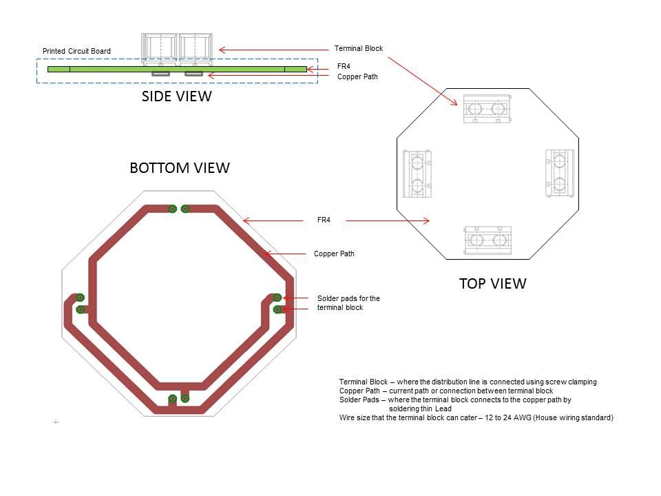 House Wiring Terminal Box - Schematics Wiring Diagrams •
