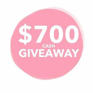 Contest: *** Win $700 PayPal Cash -- Ends 8/28 at 8:45pm CST!