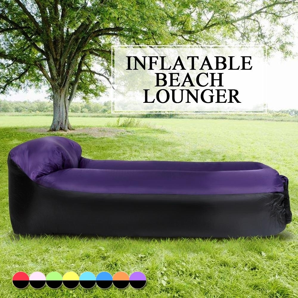 Big Inflatable Couch Iir Sofa Sleeping Bed Outdoor Inflatable Lounger Co Leather Bags Shoulder Bags From Tronnnn Price Dhgate Com