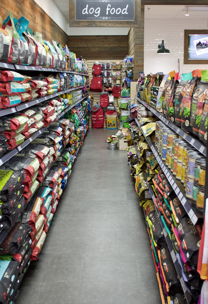 Store Shelving Pet Stores Continental Store Fixture Group
