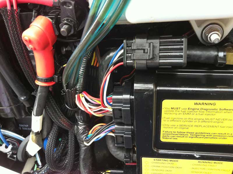 Evinrude Etec Ignition Switch Wiring Diagram - Wiring Solutions