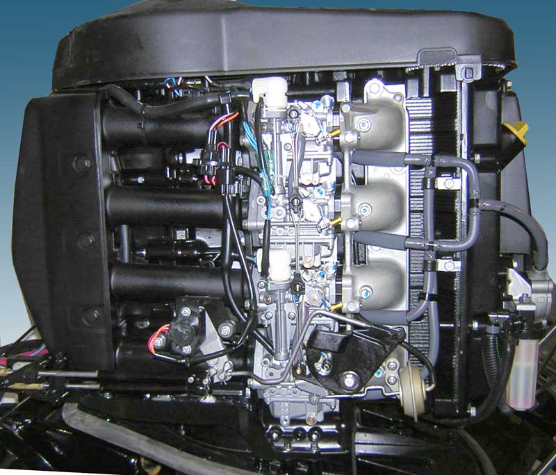 Mercury 90-HP FOURSTROKE Carburetor Problems - Moderated Discussion
