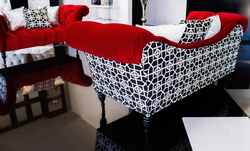 Lash Eyelash Studio Contour Interior Design
