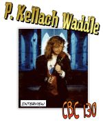 CBC 130: P. Kellach Waddle interview