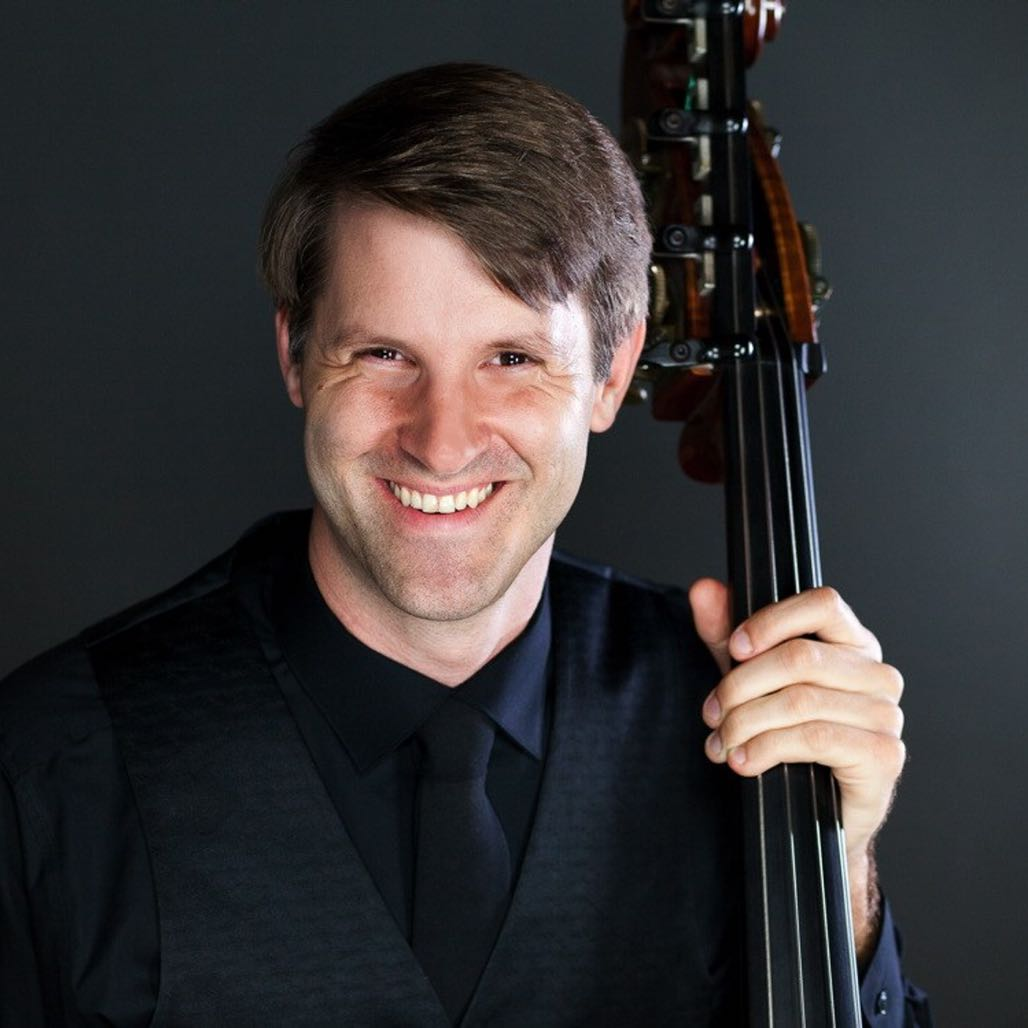 San Diego Symphony bassist Jory Herman is today's guest!