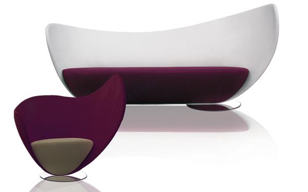 Monaco Swivel Lounge Chair