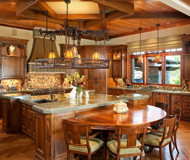 Custom Made Kitchen Islands Custom Kitchen Island Light - Residential | Contract