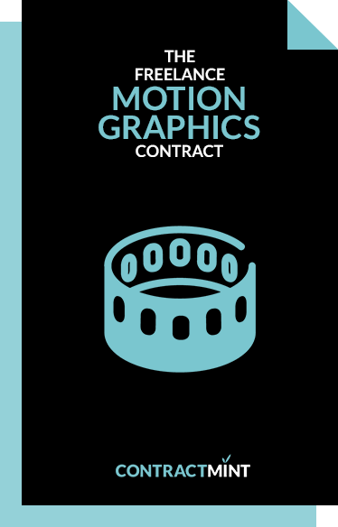 freelance motion graphics contract