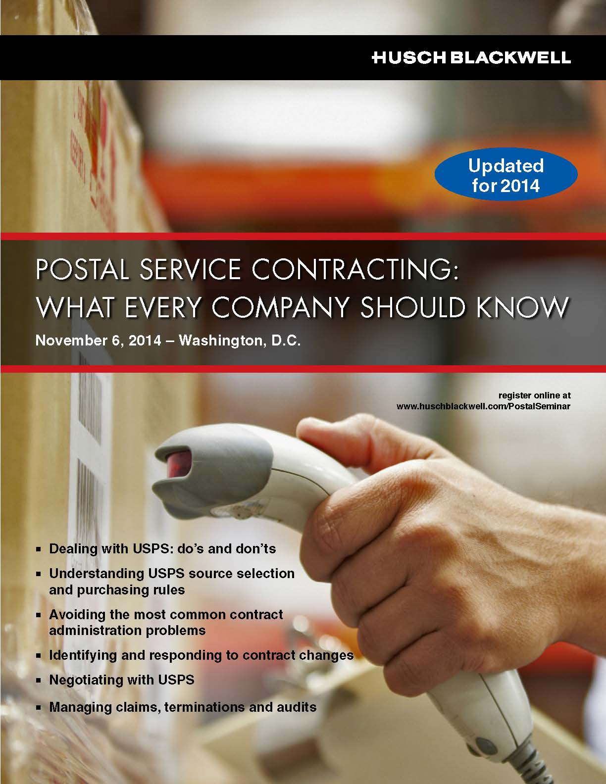 Service Contractor What Every Postal Service Contractor Should Know The