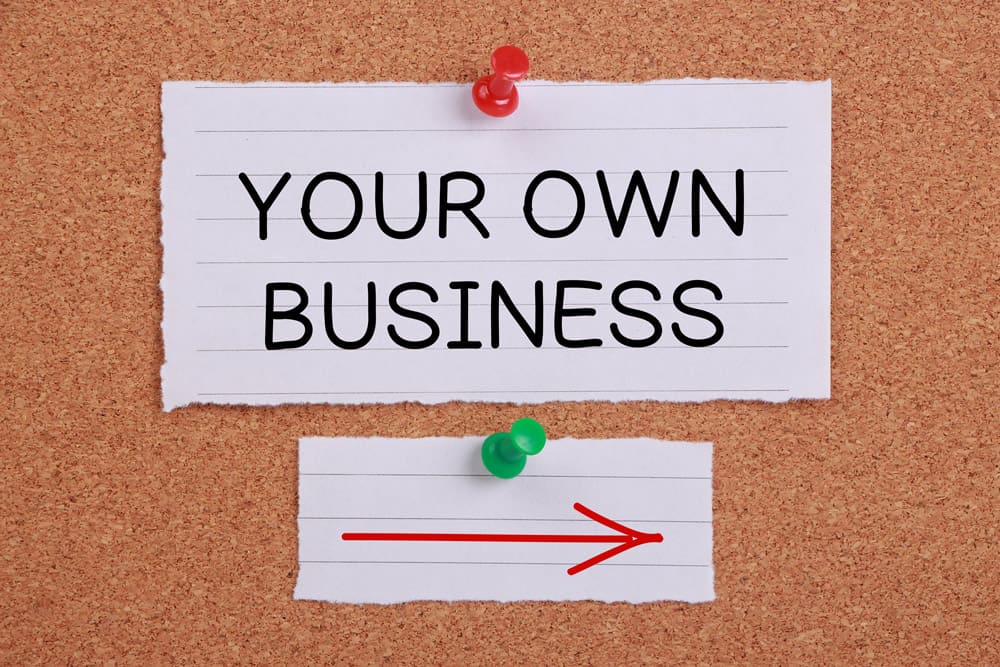 Running your own business - Contractor Tap - own business